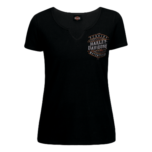 Women's Labelle V-Neck Tee