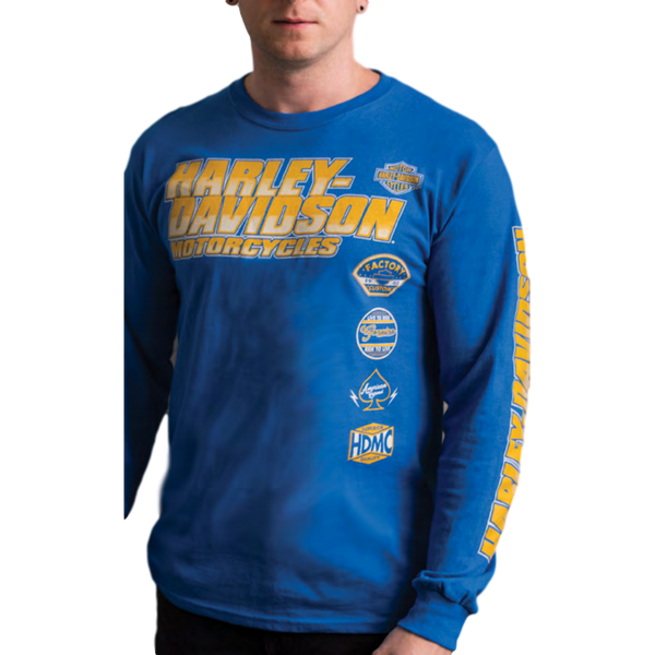 NYC Limited Edition Nitro Long Sleeve Shirt