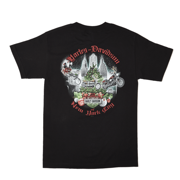 H-D of NYC Holiday Tee