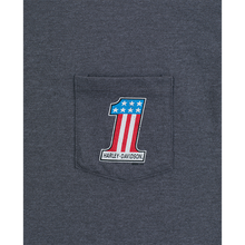 Men's One Pocket Tee