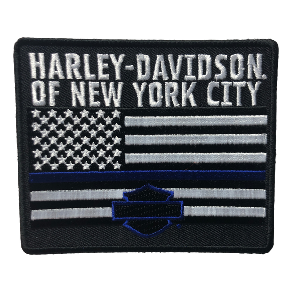 Harley-Davidson NYC Police Patch