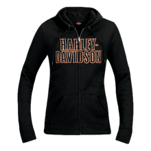 Women's Stack Faded Zip-Up Hoodie