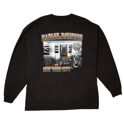 NYC Exclusive Subway Long Sleeve Shirt