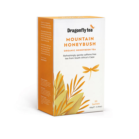 Mountain Honeybush, Organic Caffeine Free Tea, 20 sachets