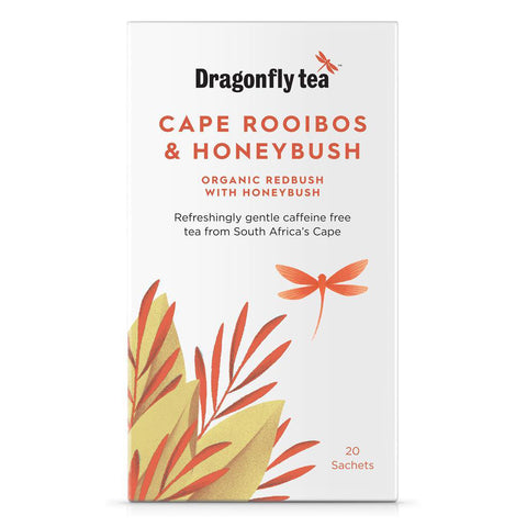 Organic Cape Rooibos & Honeybush