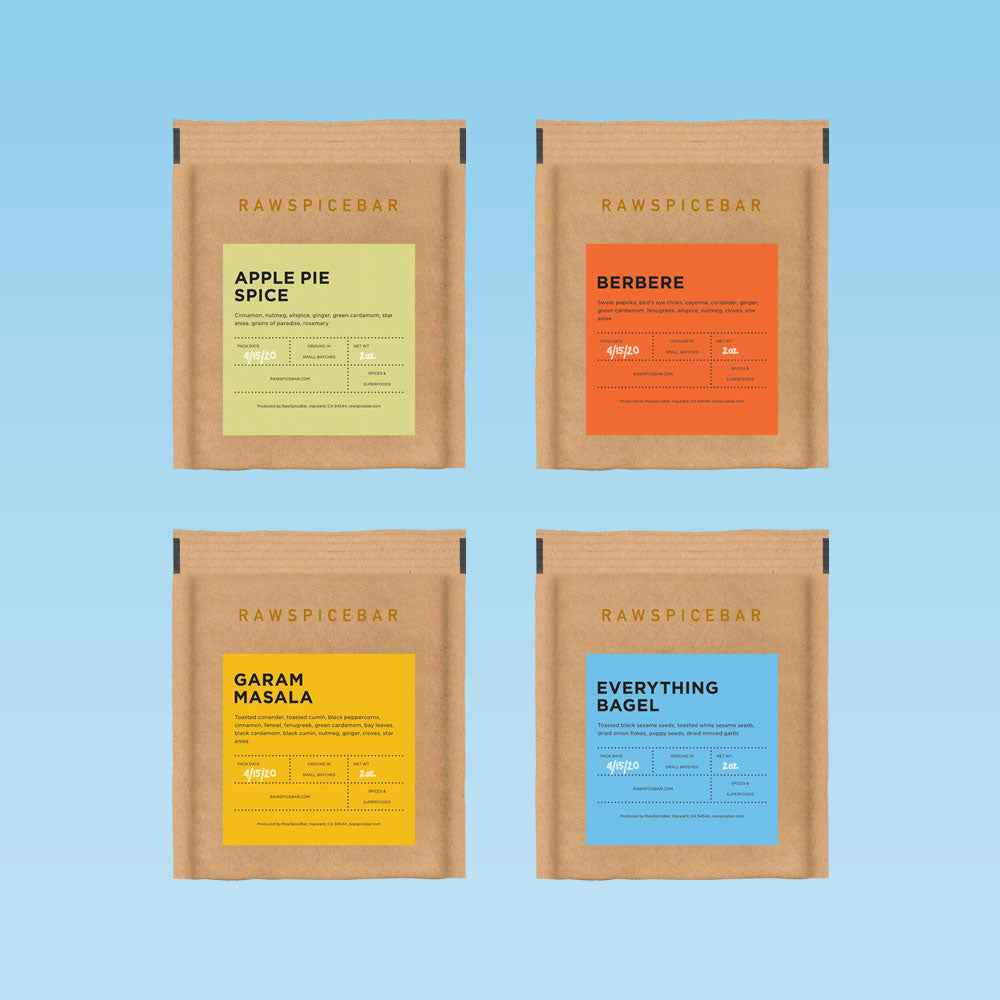 spice subscription flavors organic spices