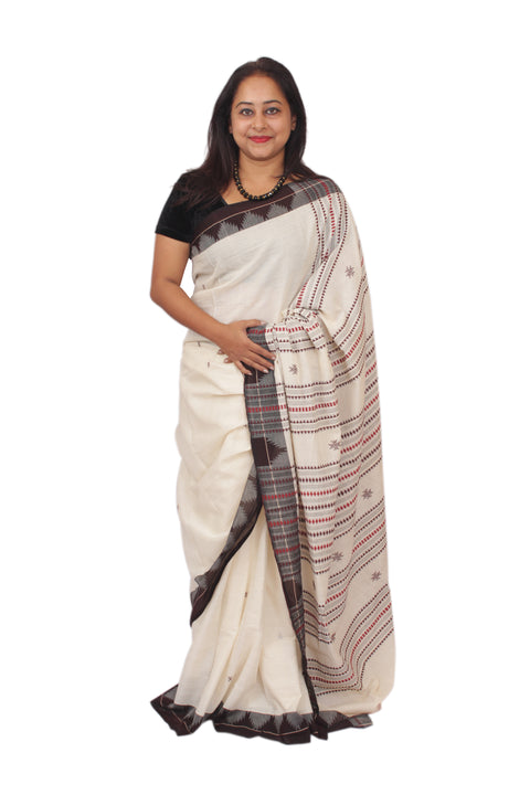 KOTPAD ORGANIC COTTON SAREE