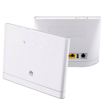 Huawei B315(B315s-22) 4G LTE CPE Router Mobile WiFi - White