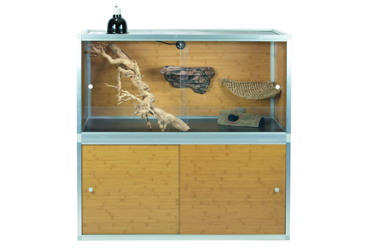 Cabinet Stand for 4'x2' Zen Habitats Base Enclosures