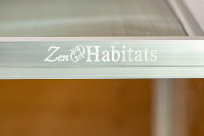 "48""x24""x16"" Zen Habitats Reptile Enclosures with PVC Panels"