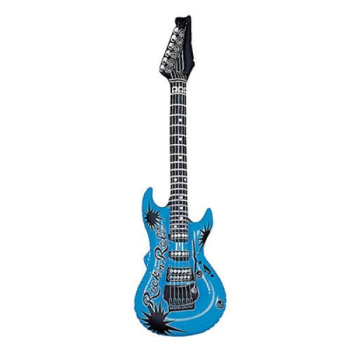 Guitarra hinchable