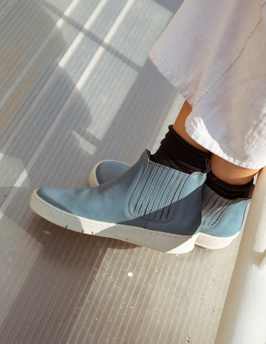 Aegean Chelsea Boots