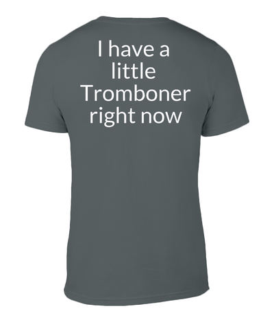 Audiyo T-Shirt I have a Tromboner