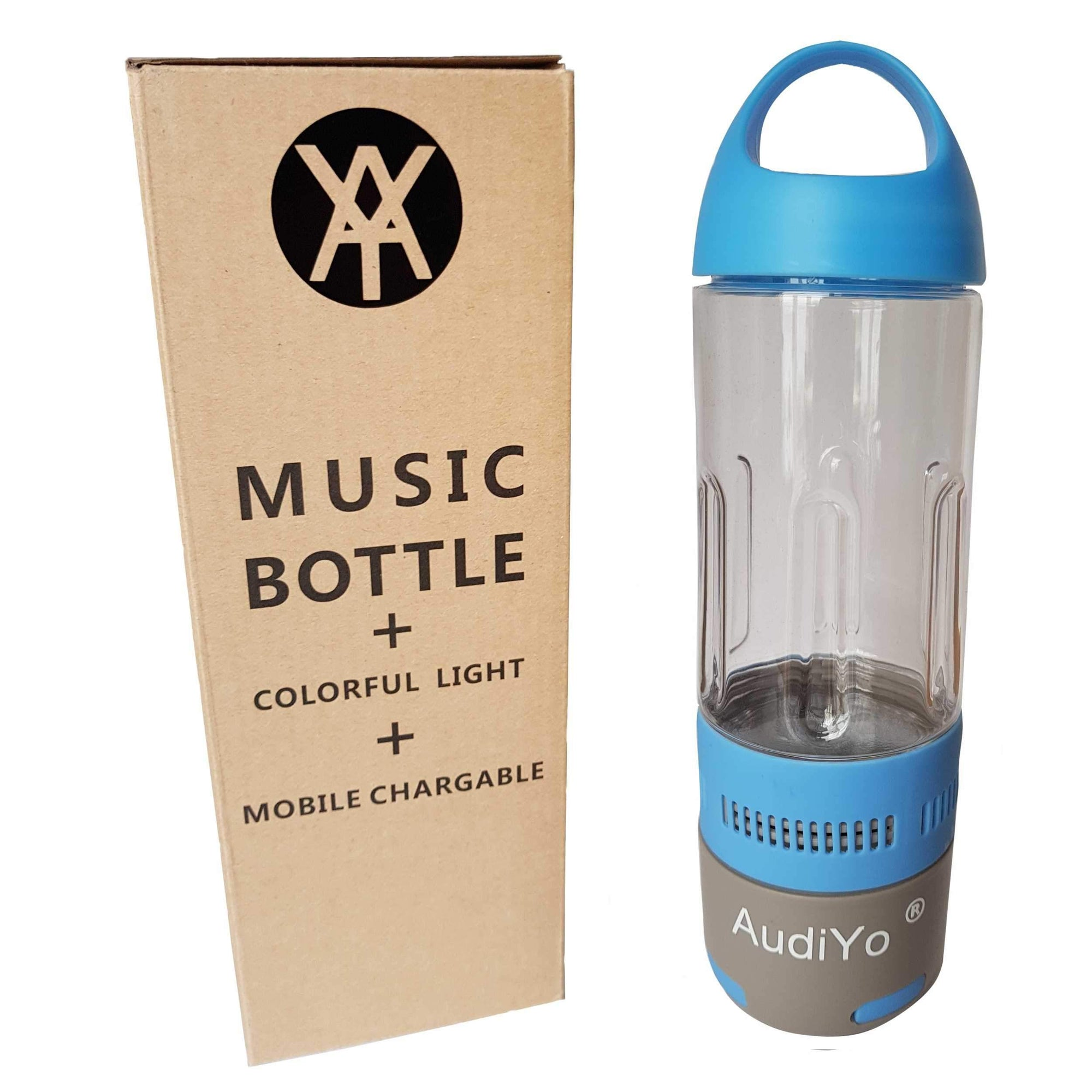 Audiyo Music Sports Bottle