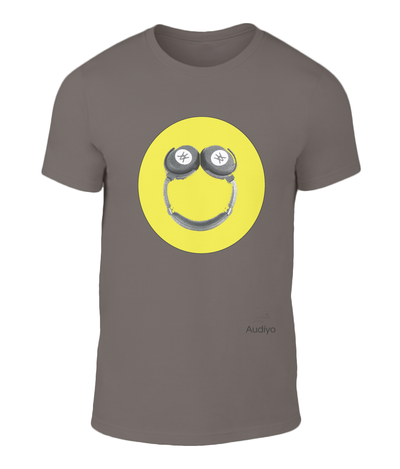 Audiyo Happy T-Shirt