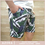 Dolker Sweat Shorts Summer Collection - Green