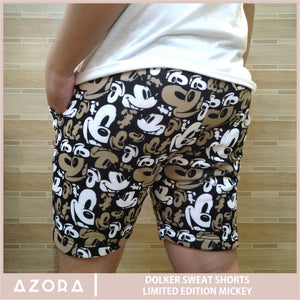 Dolker Sweat Shorts Limited Edition - Mickey