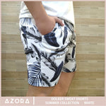 Dolker Sweat Shorts Summer Collection - White