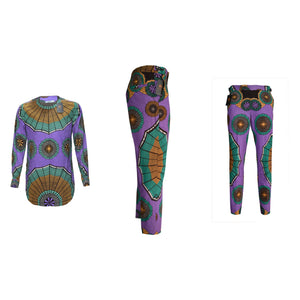 ASHARA ANKARA WEAR SET