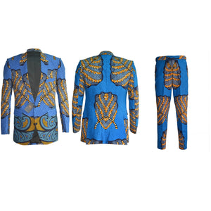 ALEX-ANDA 2- ANKARA 2 PIECE SUIT