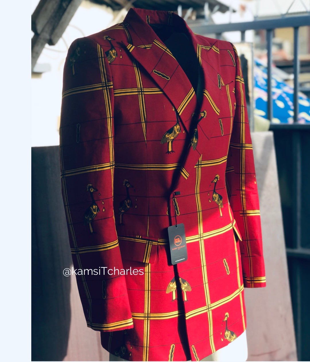 THE RED-i Jacket
