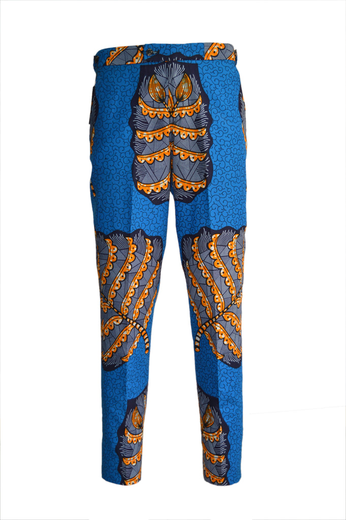 ALEX-ANDA ANKARA PANTS.