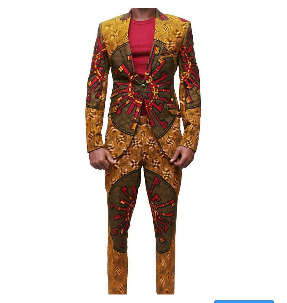 IGATKEYS ANKARA SUIT ii