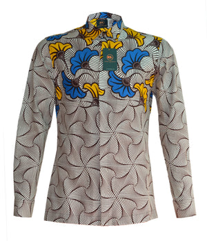 MAYER ANKARA MEN'S SHIRT
