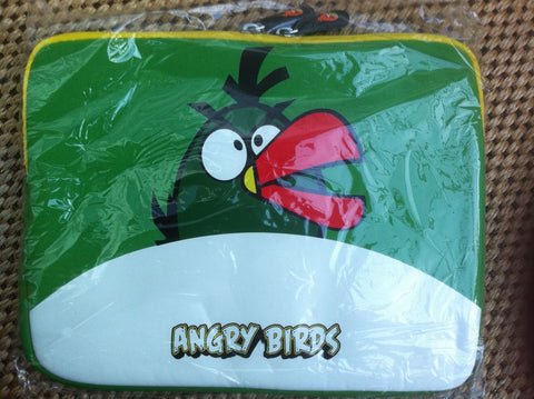 Grøn Ipad cover til Angry bird, 2-8 dage levering, Ipad 2-3-4, air+Air 2