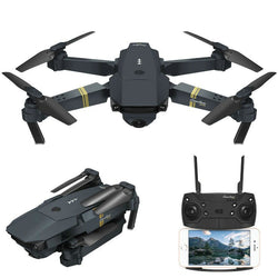 WIFI FPV With Wide Angle HD Camera High Hold Mode Foldable Arm RC Quadcopter Drone RTF VS VISUO XS809HW JJRC H37