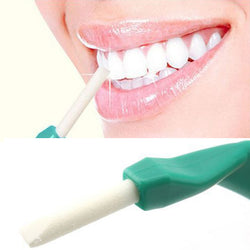 1Set Whiten Teeth Tooth Dental Peeling Stick + 25 Pc Eraser Wholesale Teeth Whitening Pen Dentist Tooth Care