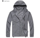 Men&Women Quick Dry Skin Jackets Waterproof Anti-UV Coats Outdoor Sports Brand Clothing Camping Hiking Male&Female Jacket MA014
