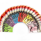 24pcs Auto Shine 6 perfume/fragrance mixed Hanging Paper Car Air Freshener for Car, Home & Boat