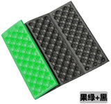 Ourpgone Brand Foldable Folding Outdoor Camping Mat Seat Foam Portable Waterproof Chair Picnic Mat Pad 6 Colors free shipping