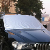 Car Covers Windscreen Magnetic Cover Heat Sun Shade Anti Snow Frost Ice Sun Shield Dust Protector Winter Summer