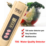 High Quality 1pcs High Quality Portable Pen Digital TDS Meter Filter Measuring Water High Quality Purity Tester Color Random