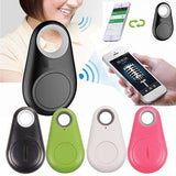 Bluetooth 4.0 Key Finder Anti-lost Alarm Mini Finder Locator GPS Tracker Child Pet Smart Tracker for iPhone for Samsung
