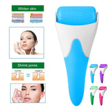 Face Roller Cool Ice Roller Massager Skin Lifting Tool Face Lift Massage Anti-wrinkles Pain Relief Face Skin Care Tools