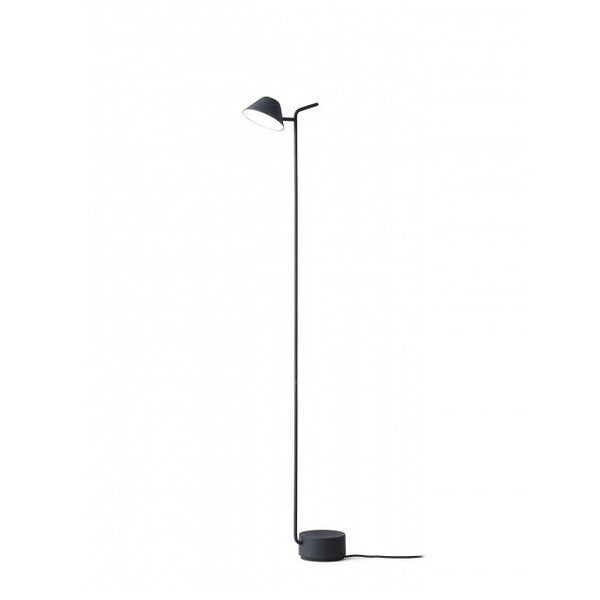 Peek Floor Lamp Black