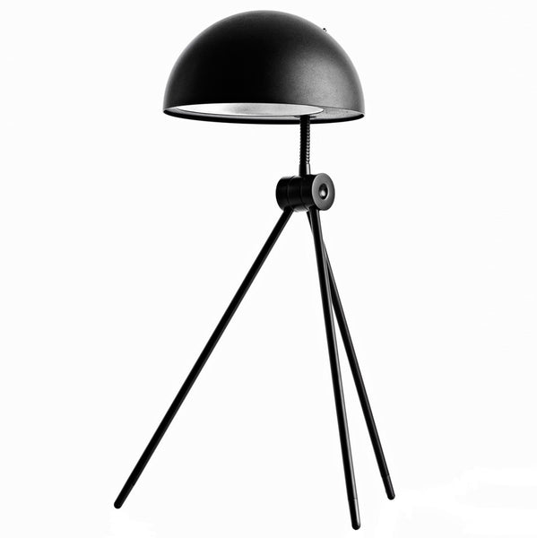 Radon table lamp Black/Black