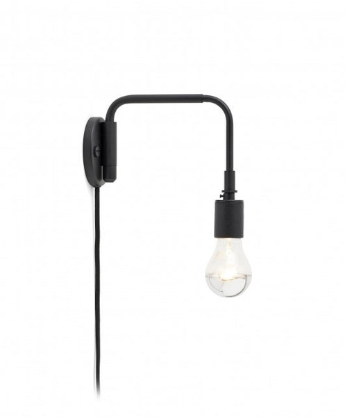 Staple Lamp Black