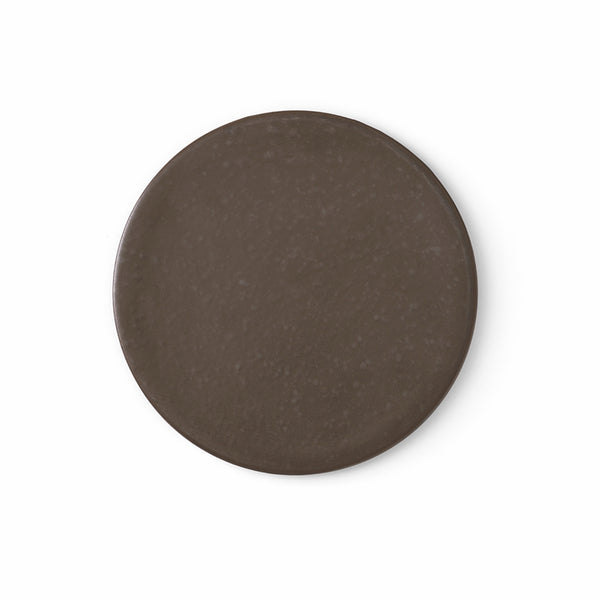 New Norm Plate Lid, 17,5 cm, 6 pc. Dark Glazed