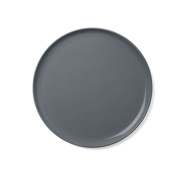 New Norm Plate Dish, 27 cm, 6 pc. Grey