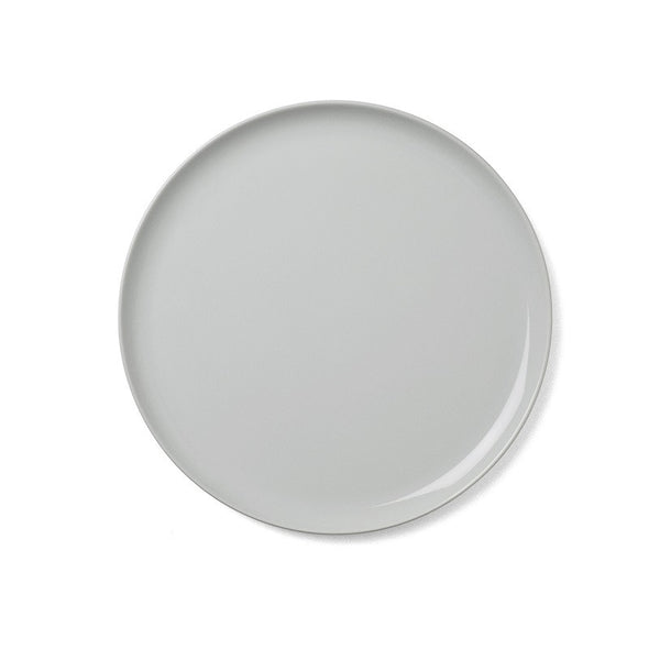New Norm Plate Dish, 27 cm, 6 pc. Light grey