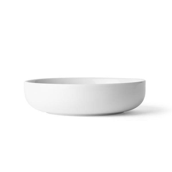 New Norm Low Bowl, Ø13,5 cm, 4 pc. White