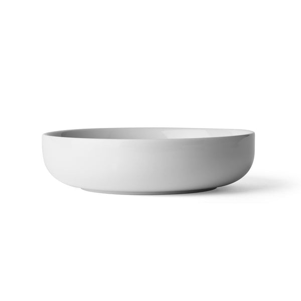 New Norm Low Bowl, Ø13,5 cm, 4 pc. Light grey