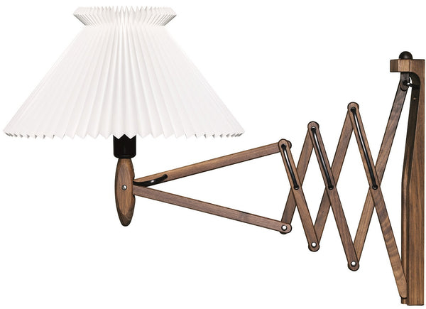 Le Klint 234 Wall Lamp Walnut