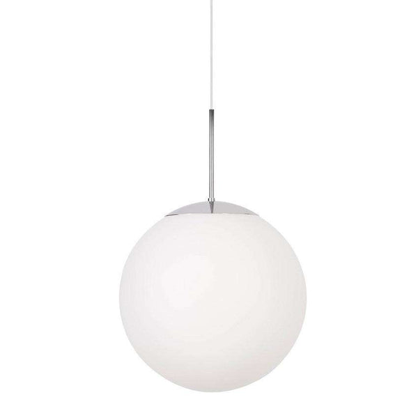 Glob pendant with textile cord 50