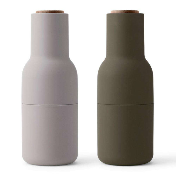 Bottle Grinder, 2-pack Beige