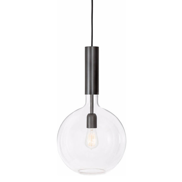 Rosdala Pendant Lamp Black steel